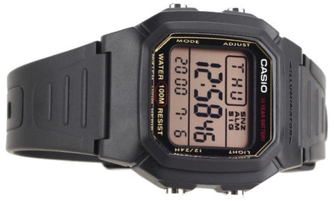Casio W-800HG-9A Watch (New with Tags)