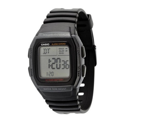 Casio Youth Digital W-96H-1BVDF Watch (New with Tags)