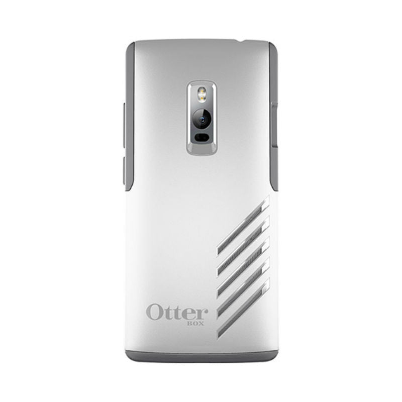 OtterBox Protective Shell Sleeve Case for One Plus 2 (White)