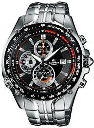Casio Edifice Chronograph EF-543D-1A Watch (New With Tags)