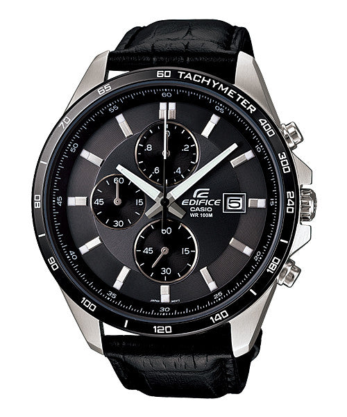 Casio Edifice Chronograph EFR-512L-8A Watch (New With Tags)