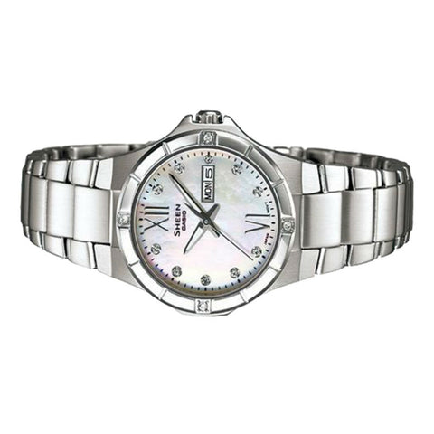 Casio Sheen SHE-4022D-7A Watch (New with Tags)