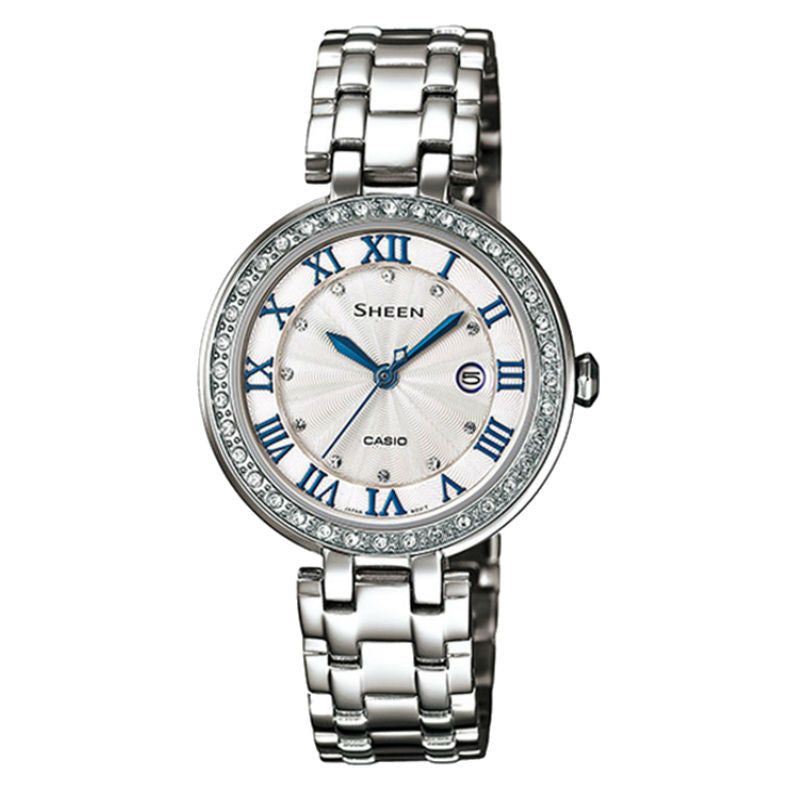 Casio Sheen SHE-4034D-7A Watch (New with Tags)