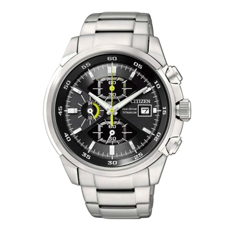 Citizen Adventure Eco-Drive CA0131-55E Watch (New with Tags)