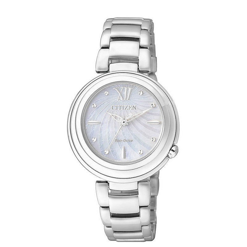 Citizen Eco-Drive EM0331-52D Watch (New with Tags)