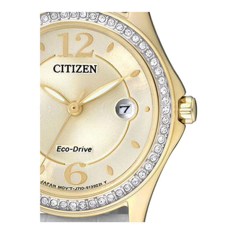 Citizen Eco-Drive FE1142-05P Watch (New with Tags)