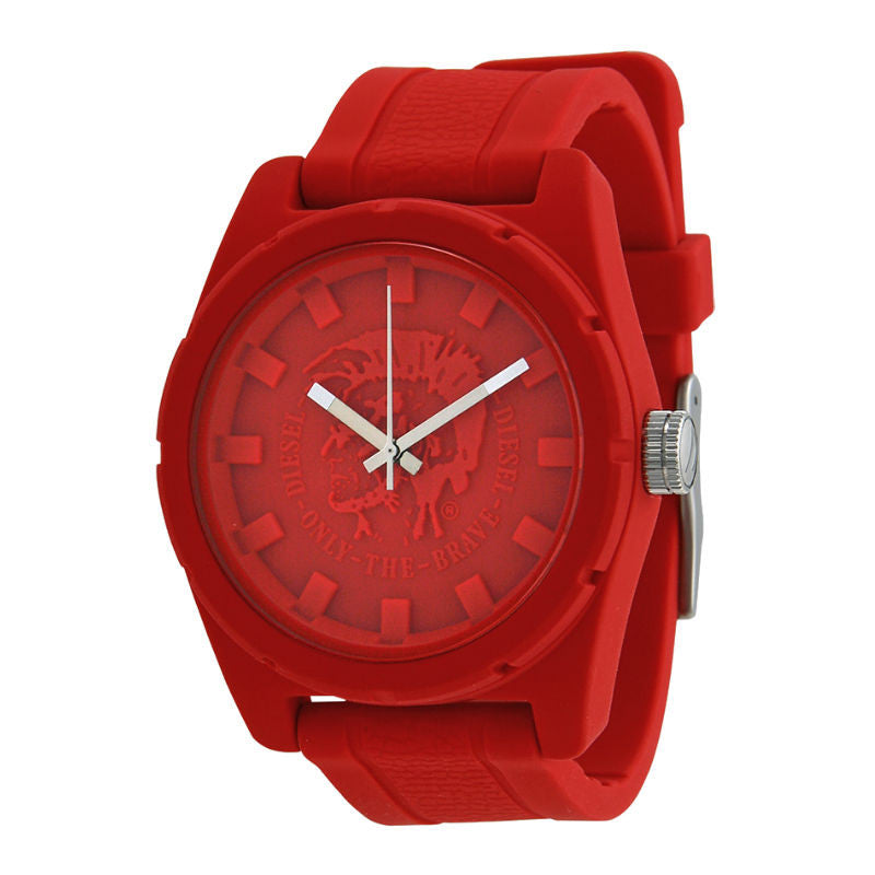 Diesel Rubber Company DZ1589 Watch (New with Tags)