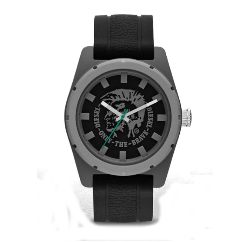 Diesel Rubber Company DZ1624 Watch (New with Tags)