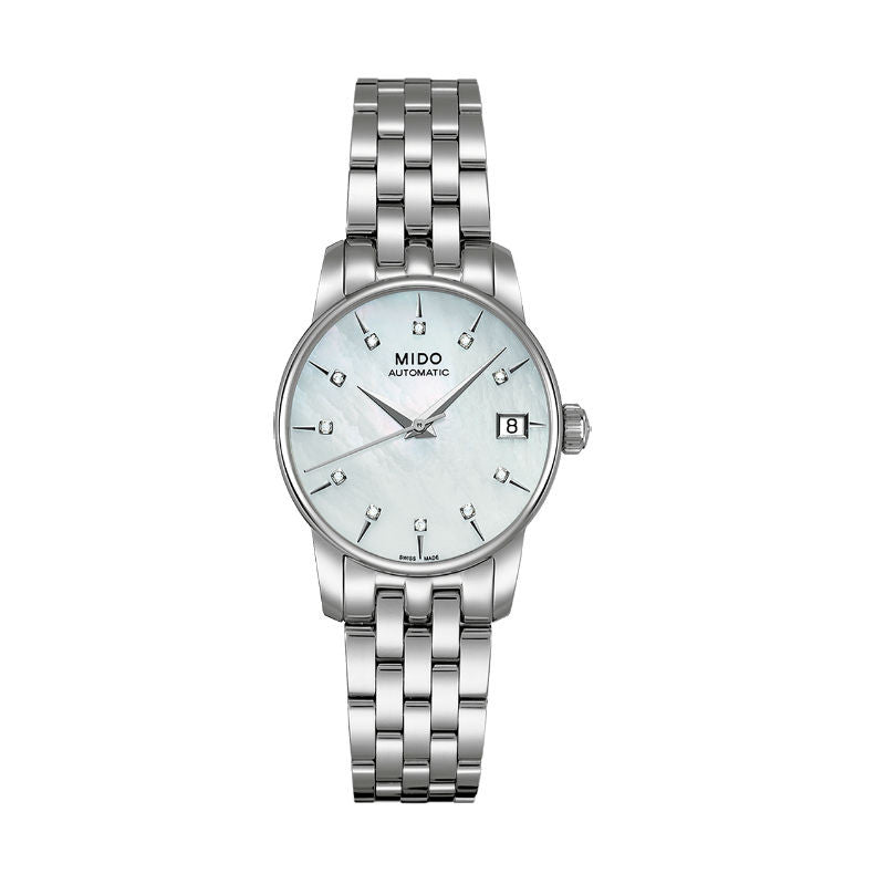 Mido Baroncelli M0072071110600 Watch (New with Tags)