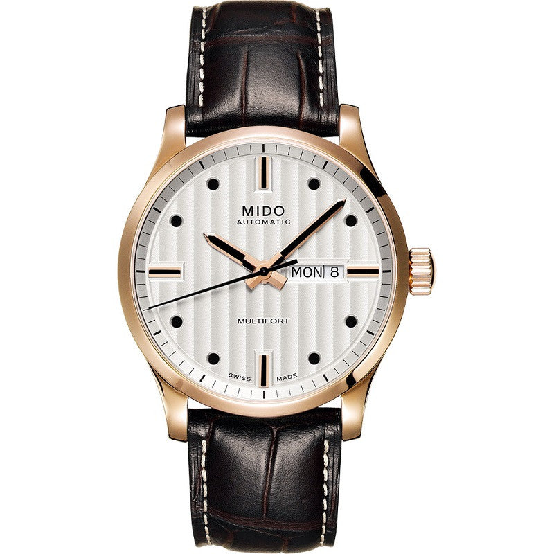 Mido Multifort M0054302603122 Watch (New with Tags)