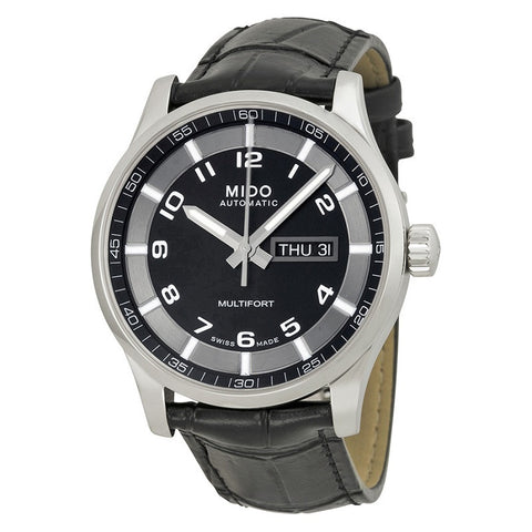 Mido Multifort M0054301605200 Watch (New with Tags)