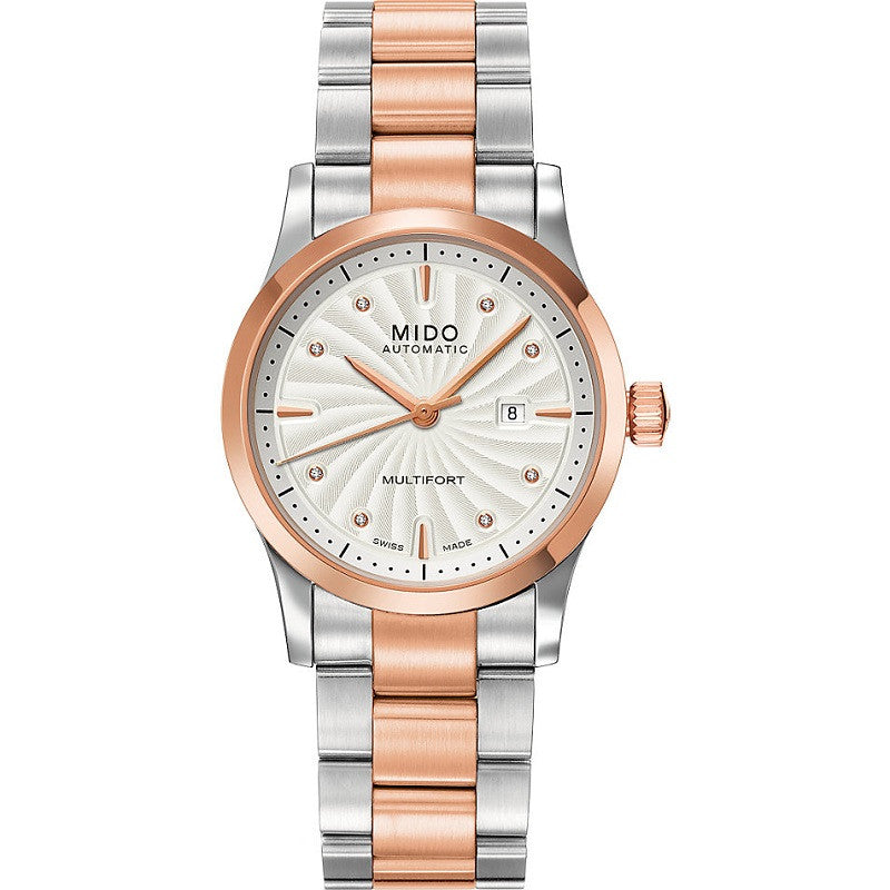 Mido Multifort M0050072203600 Watch (New with Tags)