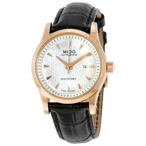 Mido Multifort M0050073610100 Watch (New with Tags)