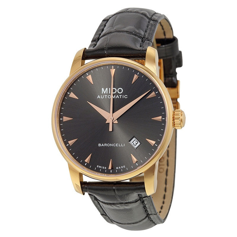 Mido Baroncelli II M86003134 Watch (New with Tags)