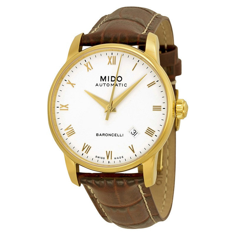 Mido Baroncelli II M86003268 Watch (New with Tags)