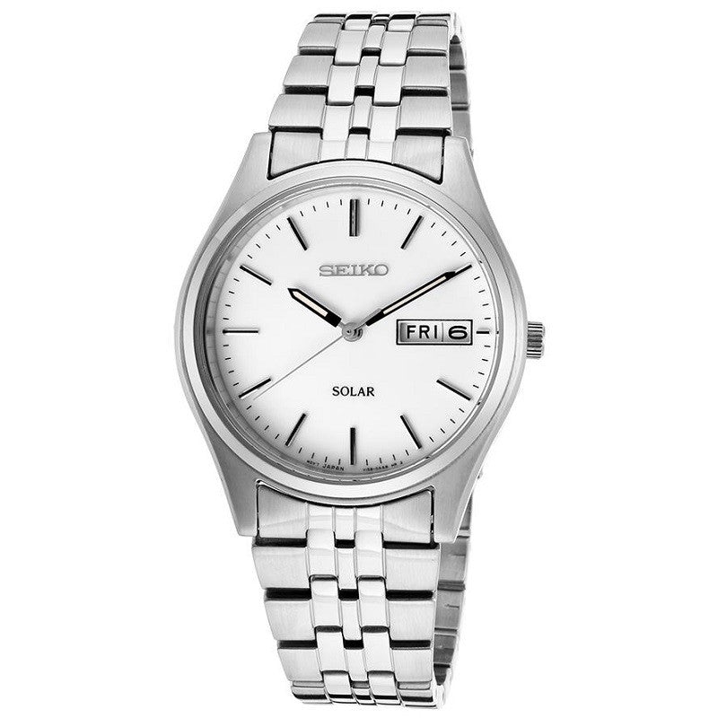Seiko Solar SNE031 Watch (New with Tags)