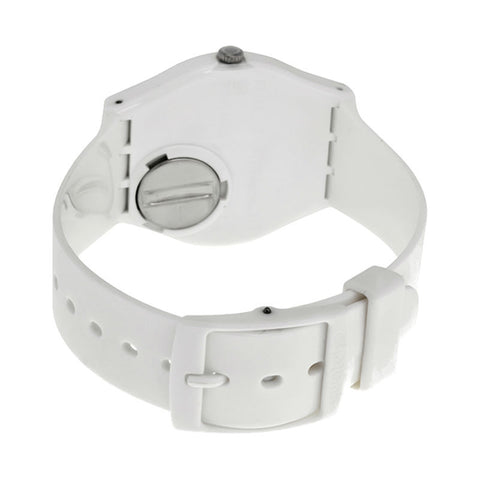 Swatch Just White GW151 Watch (New with Tags)