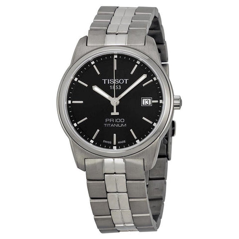 Tissot Quartz PR100 T0494104405100 Watch (New with Tags)