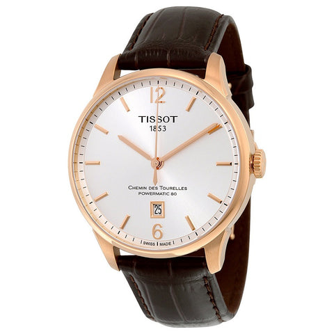 Tissot Powermatic 80 T0994073603700 Watch (New with Tags)
