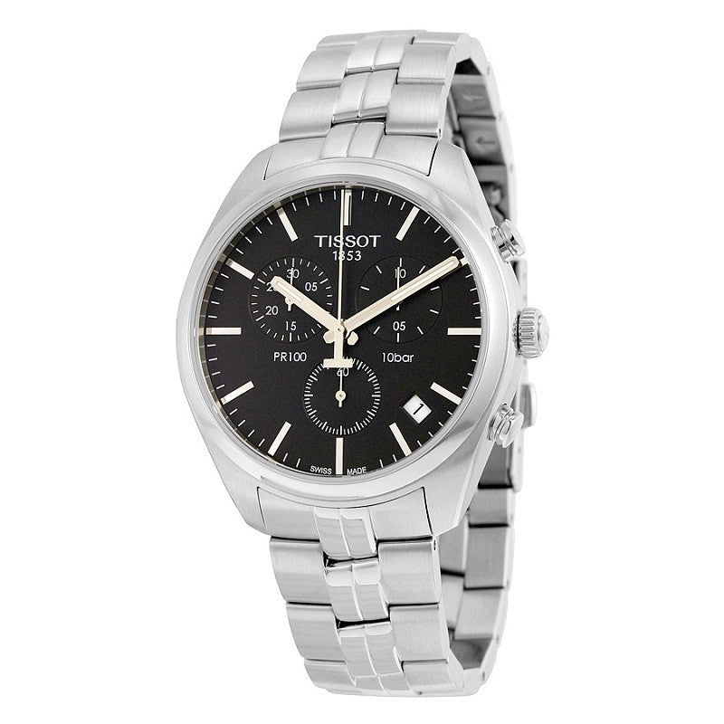 Tissot Chronograph PR100 T1014171105100 Watch (New with Tags)