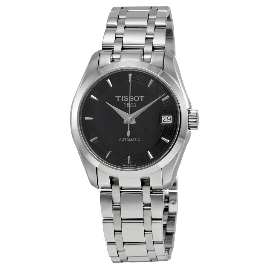 Tissot T-Trend Couturier T0352071105100 Watch (New with Tags)