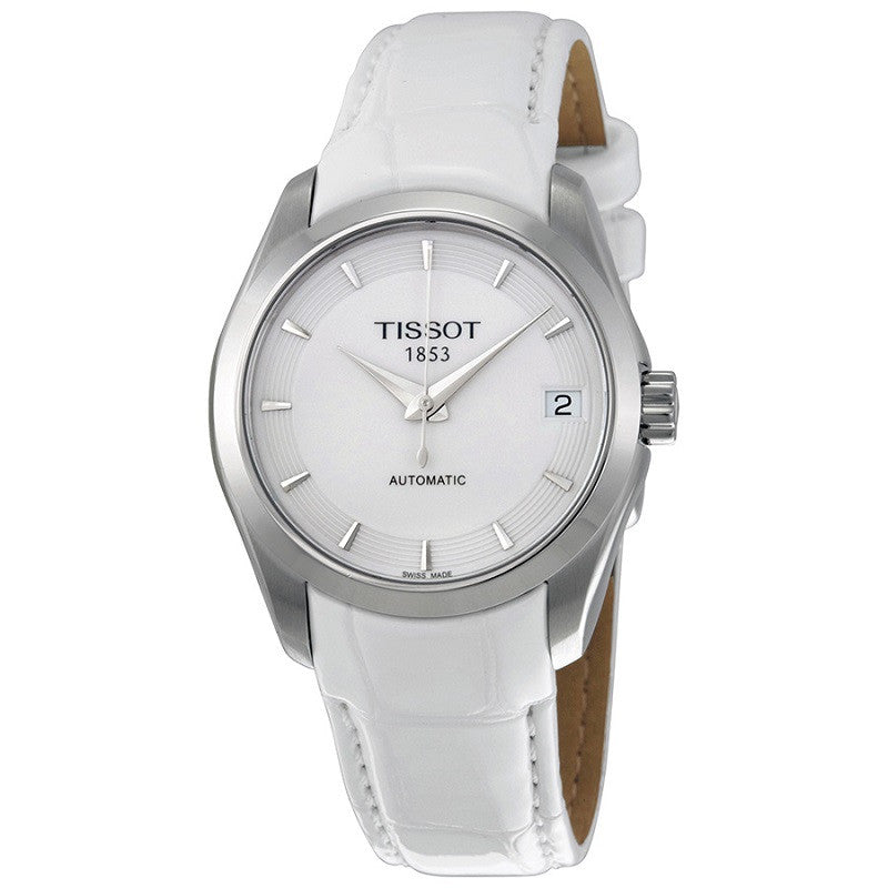 Tissot T-Trend Couturier T0352071601100 Watch (New with Tags)