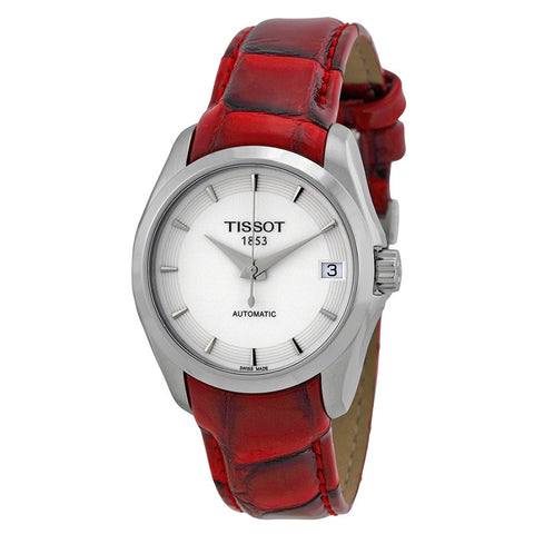 Tissot T-Trend Couturier T0352071601101 Watch (New with Tags)