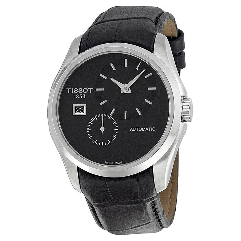 Tissot T-Trend Couturier T0354281605100 Watch (New with Tags)