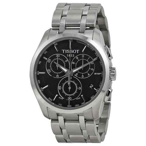 Tissot T-Trend Couturier T0356171105100 Watch (New with Tags)