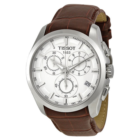 Tissot T-Trend Couturier T0356171603100 Watch (New with Tags)