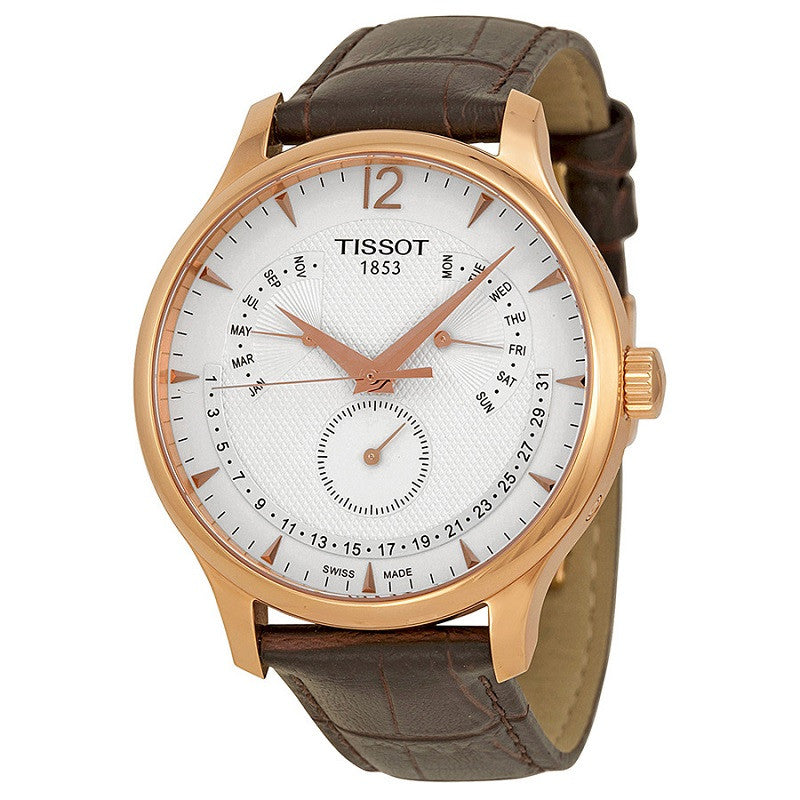 Tissot T-Tradition T0636373603700 Watch (New with Tags)