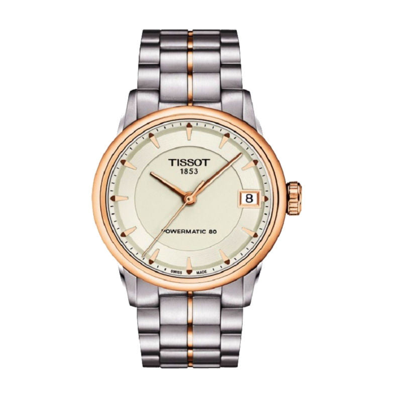 Tissot T-Classic Luxury T0862072226101 Watch (New with Tags)