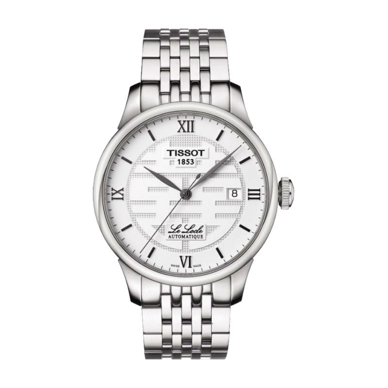 Tissot Le Locle T41183350 Watch (New with Tags)