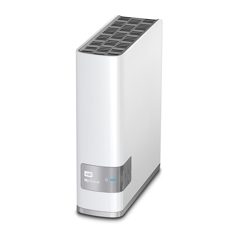 WD Elements My Cloud 4TB Personal Cloud Storage WDBCTL0040HWT-SESN