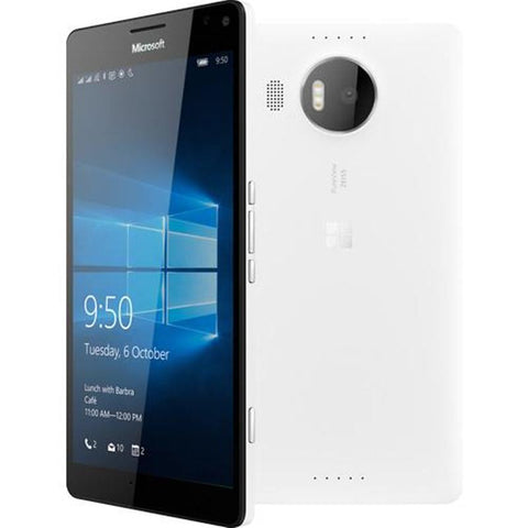Microsoft Lumia 950 XL Dual 32GB 4G LTE White (RM-1116) Unlocked