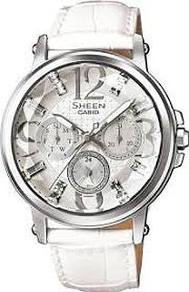Casio Sheen She-3035l-7a Watch (New with Tags)