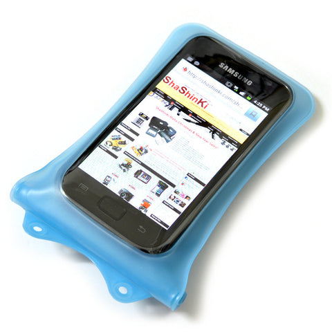 Dicapac WP-C10s Htc Mobile Case (Blue)
