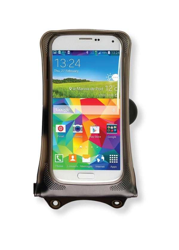 Dicapac WP-C1A 5.1 inches Smartphone Waterproof Case (Black)