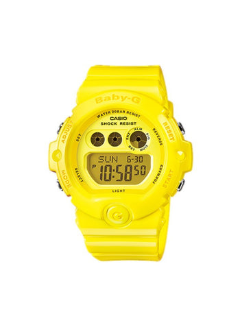 Casio Baby-G 200m WR BG-6902-9DR Watch (New with Tags)