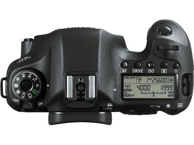 Canon EOS 6D Body Black Digital SLR Camera
