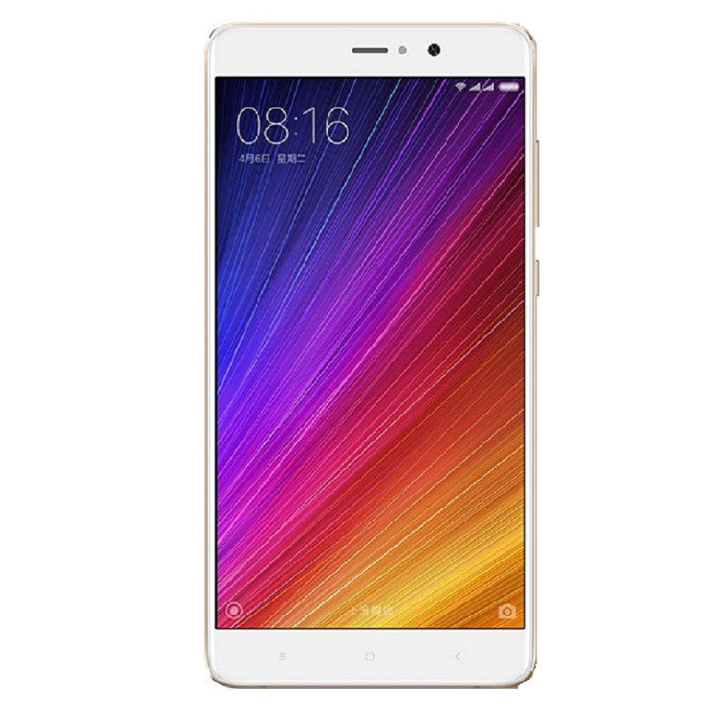 Xiaomi Mi 5S Plus Dual 128GB 4G LTE Gold Unlocked (CN Version)