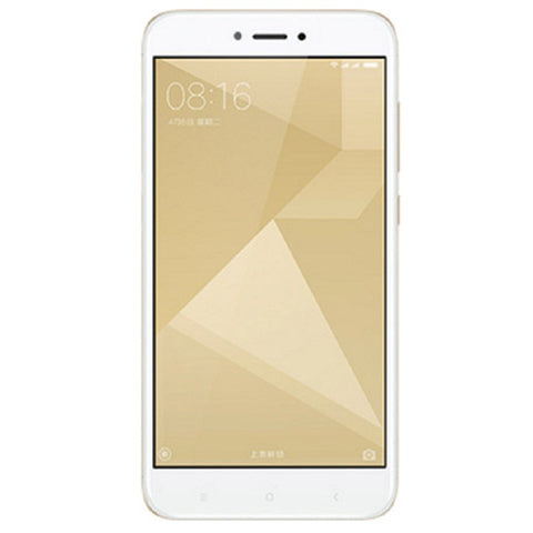 Xiaomi Redmi 4X Dual 32GB 4G LTE Gold Unlocked (CN Version)