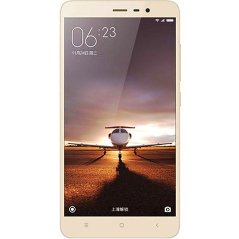 Xiaomi Redmi Note 3 Pro Dual 32GB 4G LTE Gold Unlocked (CN Version)