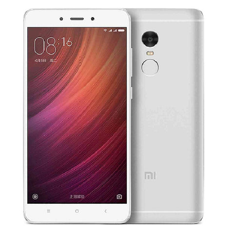 Xiaomi Redmi Note 4 Pro 64GB 4G LTE Silver Unlocked (CN Version)