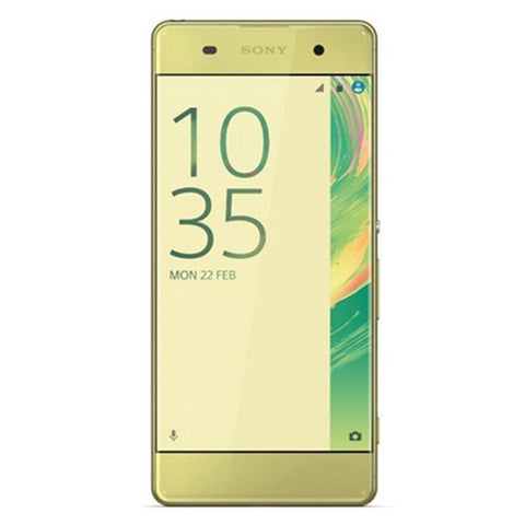 Sony Xperia X Dual 64GB 4G LTE Lime Gold (F5122) Unlocked