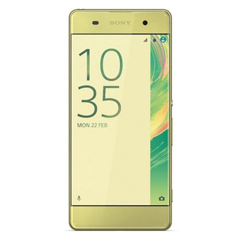 Sony Xperia X 32GB 4G LTE Lime Gold (F5121) Unlocked