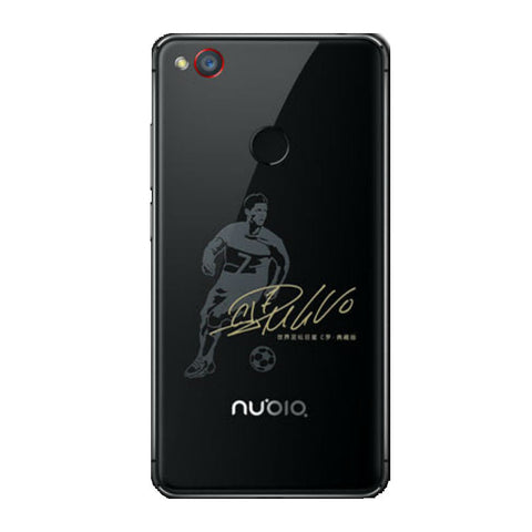 ZTE Nubia Z11 Mini CR7 64GB 4G LTE Black Unlocked (CN Version)