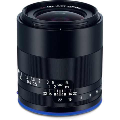 Carl Zeiss Loxia 21mm f/2.8 for Sony E-mount Black Lens