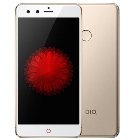 ZTE Nubia Z11 Mini 64GB 3G Gold Unlocked (CN Version)