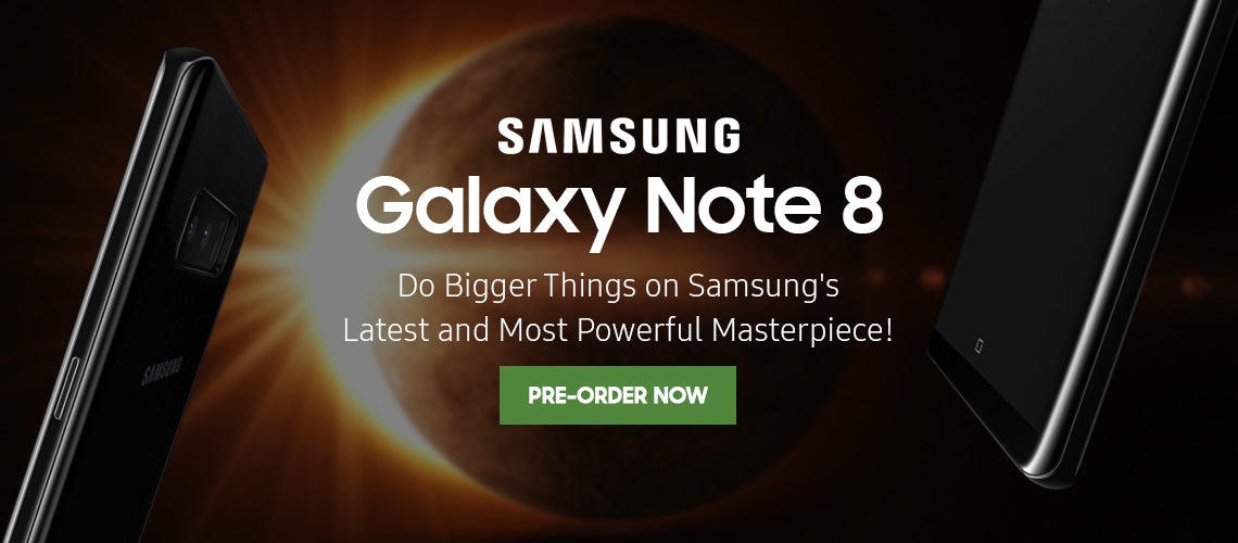 Buy Samsung Galaxy Note 8 online in Australia